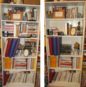 Shelf 1 Before & After