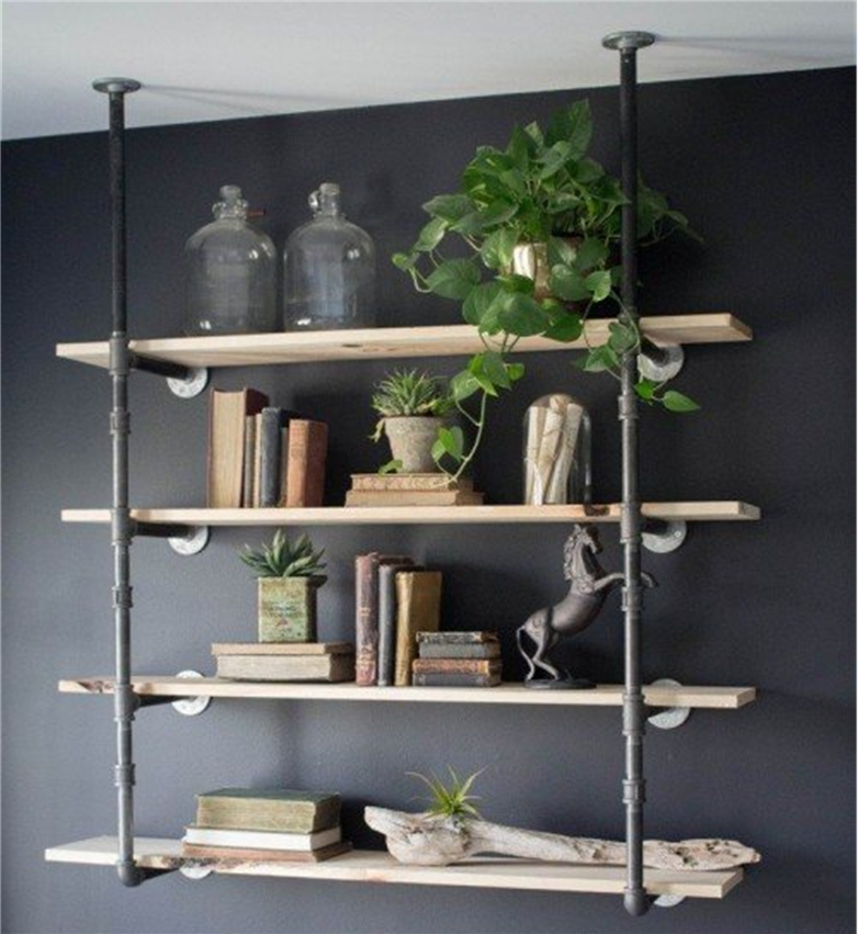 pipe shelves 2