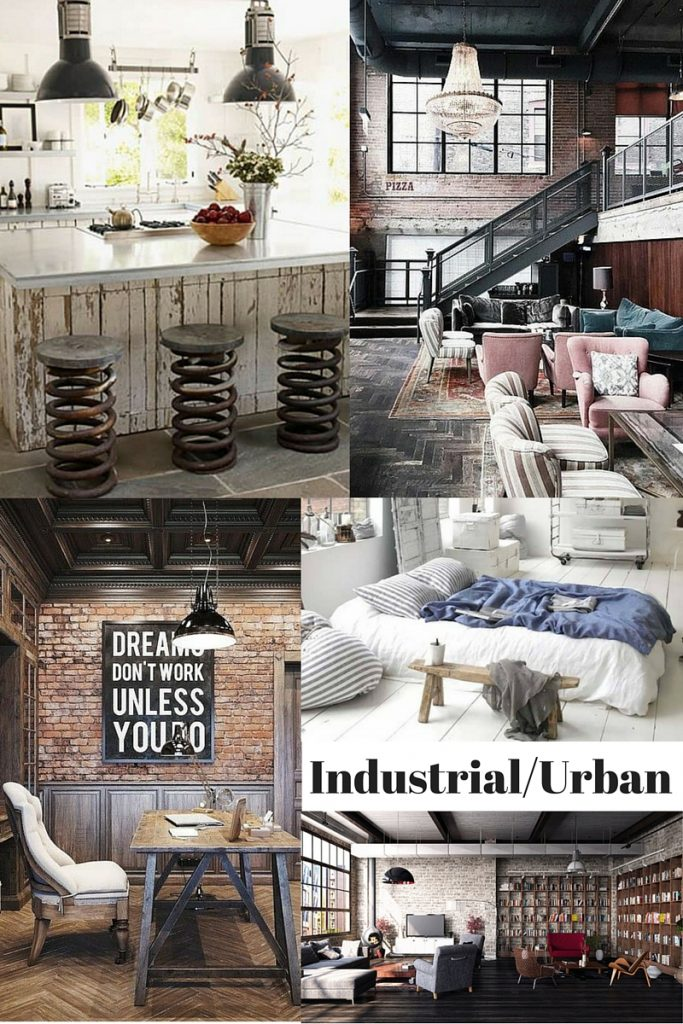 Industrial Design Style examples