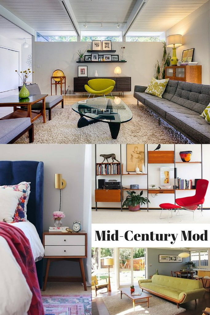 Mid-Century Modern design examples