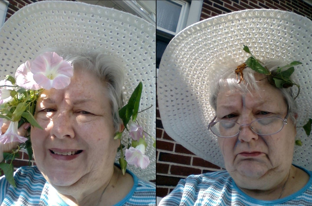 GISHWHES 2016-Mom at 67 & 90