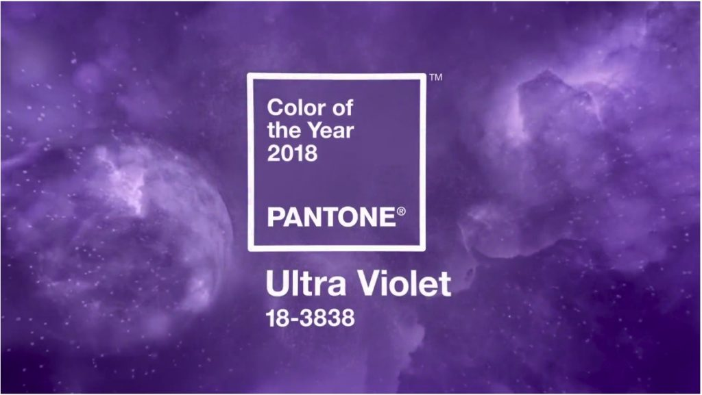 Pantone Color of the year post presented by e-Designer Calm & Collected